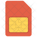 Sim Card Subscriber Icon