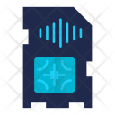 Sim Card Device Icon