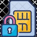 Locked Mobile Phone Icon