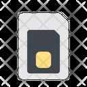 Card Mobile Sim Icon