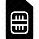 Simcard Phone Icon