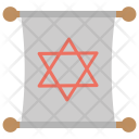 Simchat Torah Reading Icon