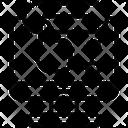 Simple Click Website Web Icon