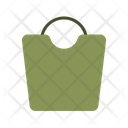 Simple shopping bag Icon