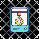 Simulation Software Icon