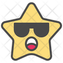 Sing Shout Emoticon Icon