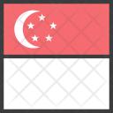 Singapore Singaporean Asian Icon