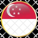 Singapore National Holiday Icon