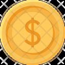 Singapore Dollar Coin Singapore Dollar Business Icon