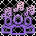 Singers Icon