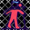 Singing Human Icon