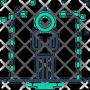 Single Solitary Individual Icon