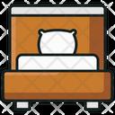 Bedchamber Bedroom Boudoir Icon