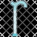 Single Cane Icon