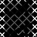 Single leg bridge Icon