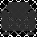 Single Seat Sofa Icon