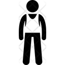 Singlet Cropped Fashion Icon