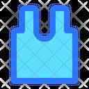 Singlet Cloth Wear Icon