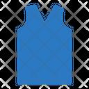 Singlet Cloth Garments Icon