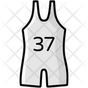 Overall Jumpsuit Jumper Icon