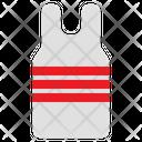 Singlet Cloth Clothes Icon