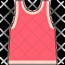 Singlet Vest Shirt Icon