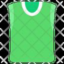 Singlet Sport Wear Jersey Icon
