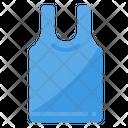 Singlet Sportwear Vest Icon