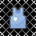 Singlet Apparel Sport Wear Icon