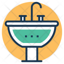 Sink Basin Faucet Icon
