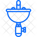 Sink Tap Siphon Icon