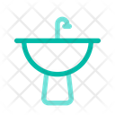 Sink Wash Home Icon