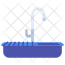 Sink Sanitary Ware Icon