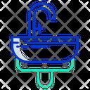 Sink Water Basin Basin Icon