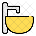 Sink Washbasin Washbowl Icon