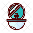 Sink And Mirror Icon