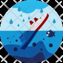 Sinking Ship Natural Icon