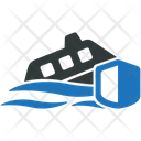 Sink Sinking Boat Icon
