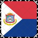 Sint Maarten Flag Icon