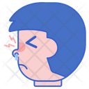 Sinus Infection Ful Infection Icon