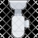 Siphon Plumber Plumbing Icon