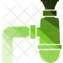 Siphon Sewer Industry Icon