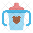 Sippy Cup Drink Icon