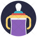Sippy Cup Milk Icon