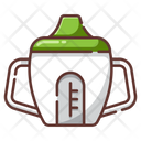 Sippy Cup Scaling Bottle Measurement Icon