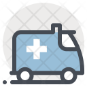 Siren Ambulance Transportation Icon