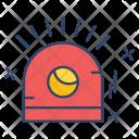 Light Siren Security Icon