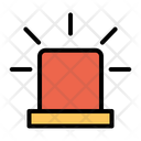 Alert Emergency Police Icon