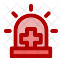 Siren Hospital Medical Icon