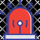Siren Alert Ambulance Icon